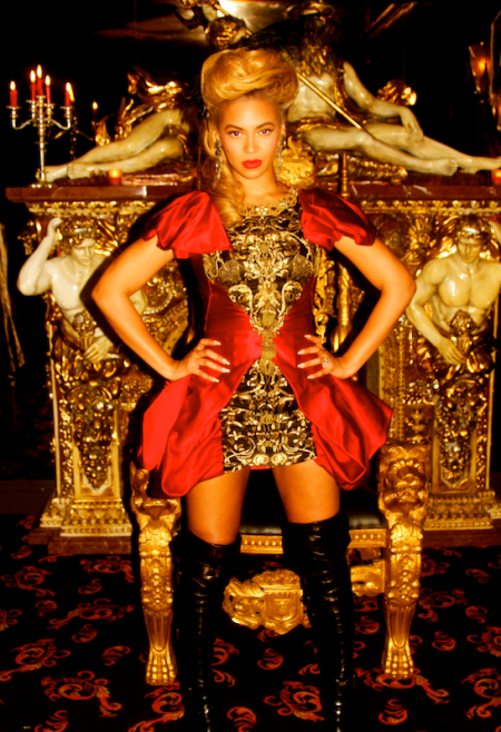 beyonce-throne