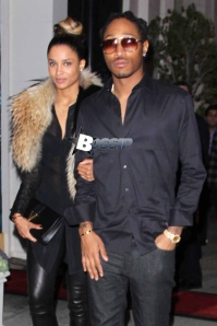"Ciara and ""Future"" have a dinner date in Beverly Hills"