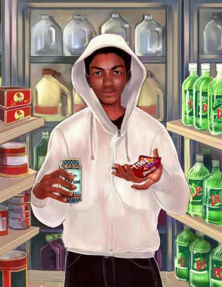 Trayvon-Martin-at-the-store