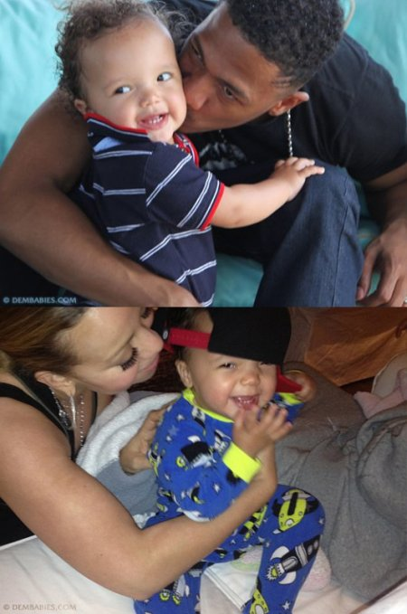 mariah-carey-and-nick-cannon-share-photo-collection-of-their-twins