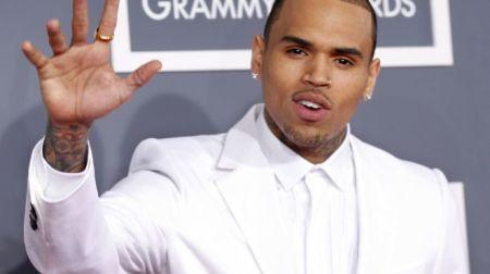 Chris Brown Grammys Reuters 660
